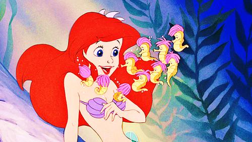 karakter walt disney wallpaper titled Walt disney Screencaps – Princess Ariel