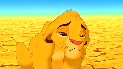 Walt Disney Characters wallpaper entitled Walt Disney Screencaps - Simba