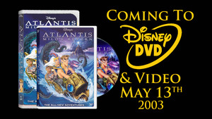 Walt Disney's Atlantis: Milo's Return (2003) On DVD