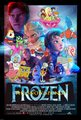 Walt Disney's Frozen: The Snow Sponge (2018) Poster - frozen photo