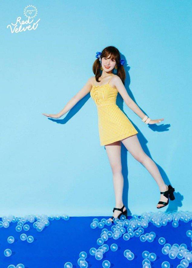 Red Velvet Bilder Wendy Teaser Image For Power Up Hd Hintergrund
