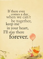 Winnie The Pooh Friendship Quote For,Cheri 💙