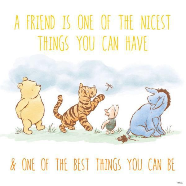 JosepineJackson Images Winnie The Pooh Quote For Liana Wallpaper