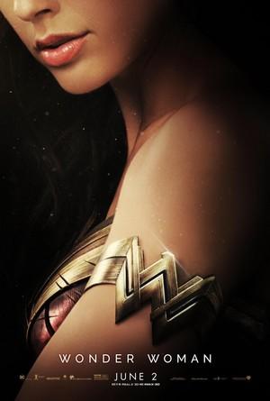 Wonder Woman (2017) Poster