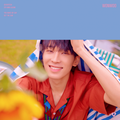 Wonwoo individual teaser image for 'You Make My Day'