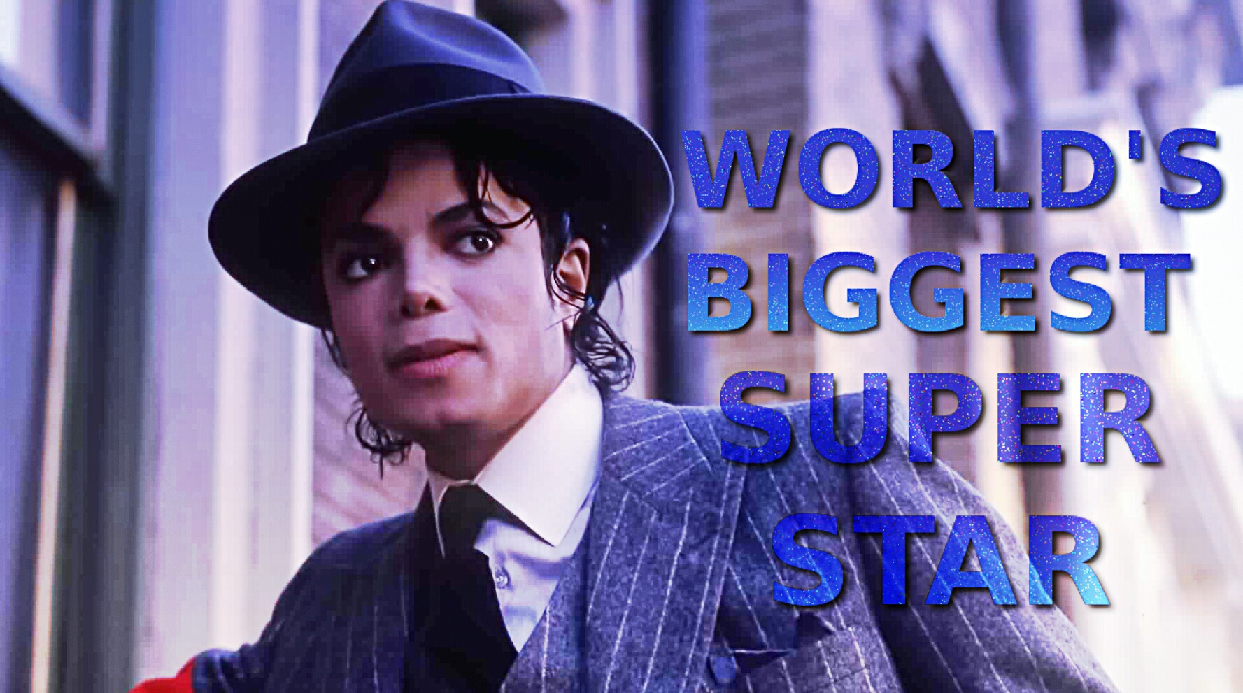 World's Biggest Pop Superstar in Moonwalker