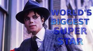 World's Biggest Pop Superstar in Moonwalker