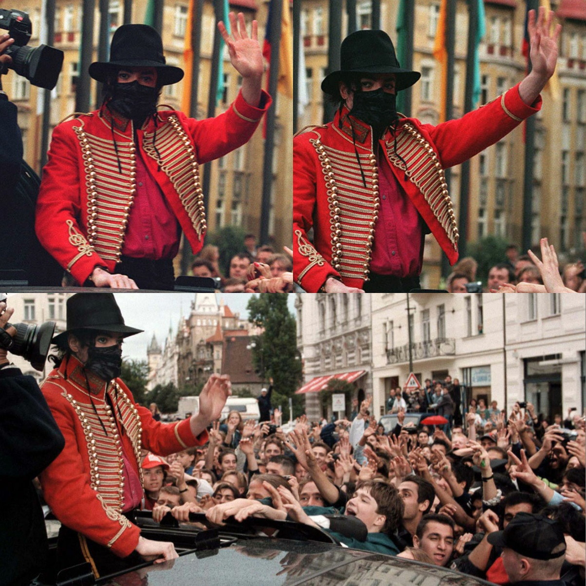 World's Biggest Superstar In Prague