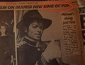 World's Biggest Superstar MJ  - michael-jackson photo