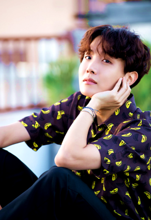 X DISPATCH FOR J-HOPE ' 5TH ANNIVERSARY