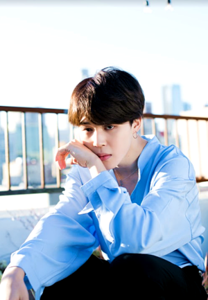 X DISPATCH FOR Jimin ' 5TH ANNIVERSARY