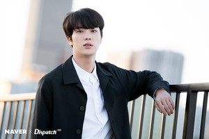 X DISPATCH FOR Jin ' 5TH ANNIVERSARY