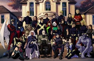 X men full roster