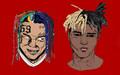 XXXTentacion-Jahseh Dwayne Ricardo Onfroy (January 23, 1998 – June 18, 2018)