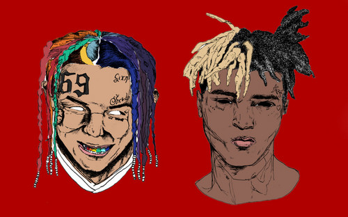 beroemdheden who died young achtergrond called XXXTentacion-Jahseh Dwayne Ricardo Onfroy (January 23, 1998 – June 18, 2018)