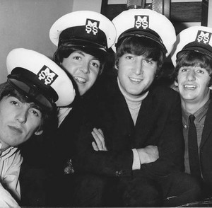 Yes, sir, Captain Beatles!