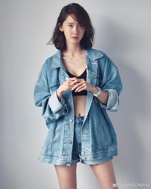 Yoona for Allure July 2018