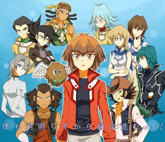 Yu-Gi-Oh GX images Yu-Gi-Oh GX wallpaper and background