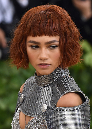 Zendaya at the Met Gala 2018