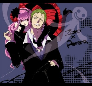 Zoro and Perona