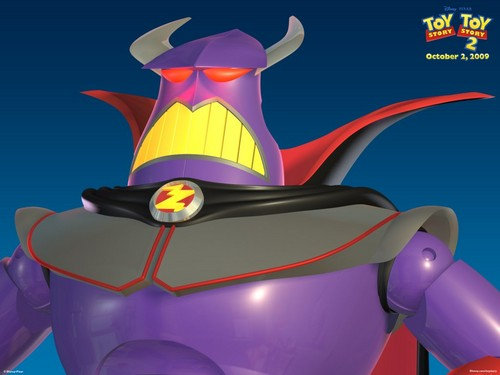 Toy Story 2 壁纸 called Zurg