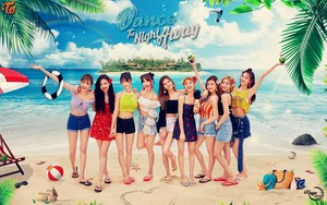 TWICE_ DANCE THE NIGHT AWAY #WALLPAPER