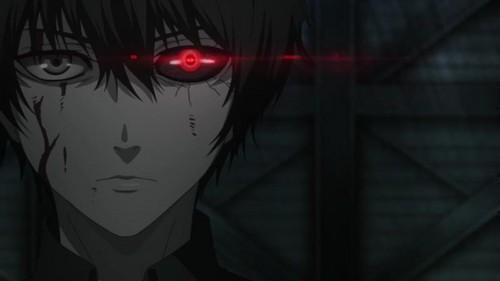 Tokyo Ghoul wolpeyper entitled black reaper