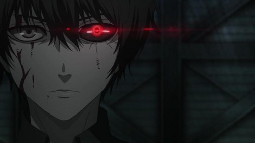 Tokyo Ghoul:re پیپر وال entitled black reaper