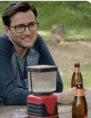 David in 'Camping'