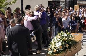 ellie soutter funeral