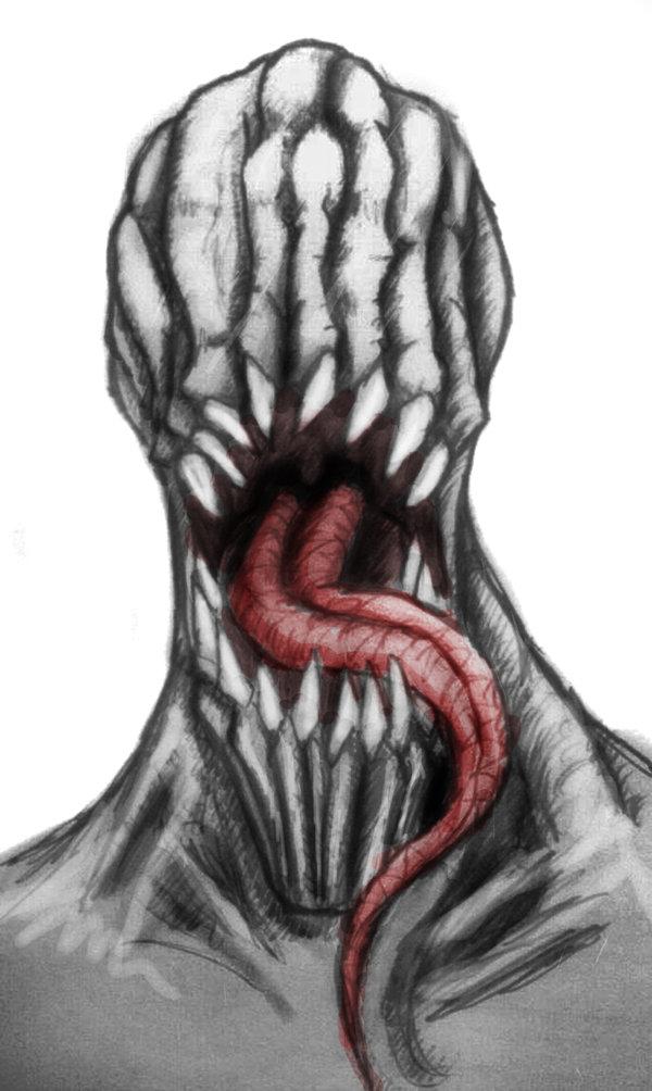 Monster Creepy Foto 41429148 Fanpop
