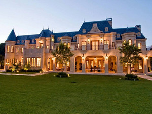 fancy mansions