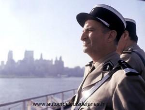 gendarme a new york FRANCE