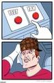 hard desicions XD - memes photo