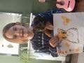 Luci aged 6 - stampylongnose photo