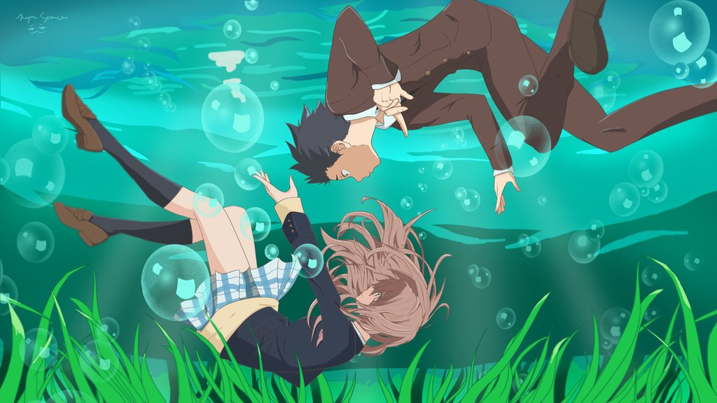 Koe No Katachi Images Koe No Katachi Hd Wallpaper And Background
