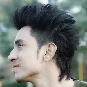 pakistani boys hairstyle 2018