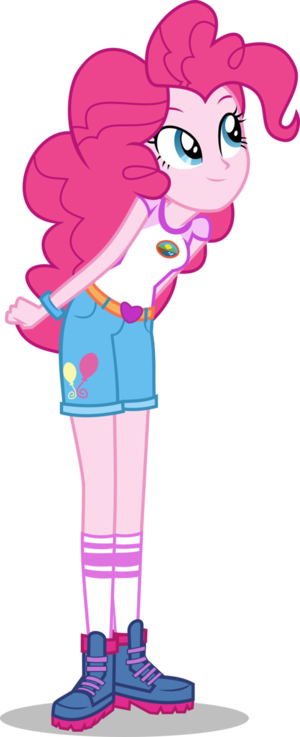 pinkie pie by limedazzle damapl3