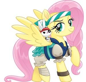 pirate fluttershy sa pamamagitan ng unicornsmile dbqhas3