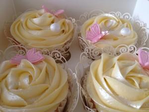 pretty カップケーキ