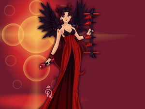 queen evil mars