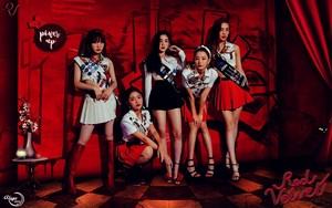RED VELVET_ POWER UP #WALLPAPER