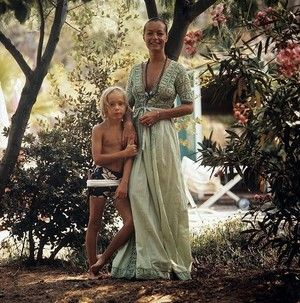 romy schneider and her son david