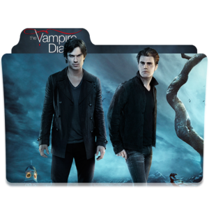 the vampire diaries season 8 folder アイコン によって mrnik1996 dakyaw2