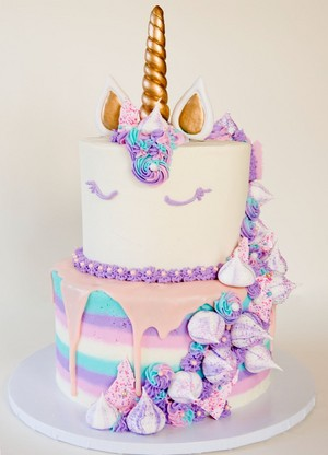 unique unicorn cakes