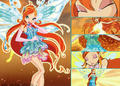 winx club bloom enchantix