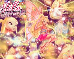 winx club stella enchantix