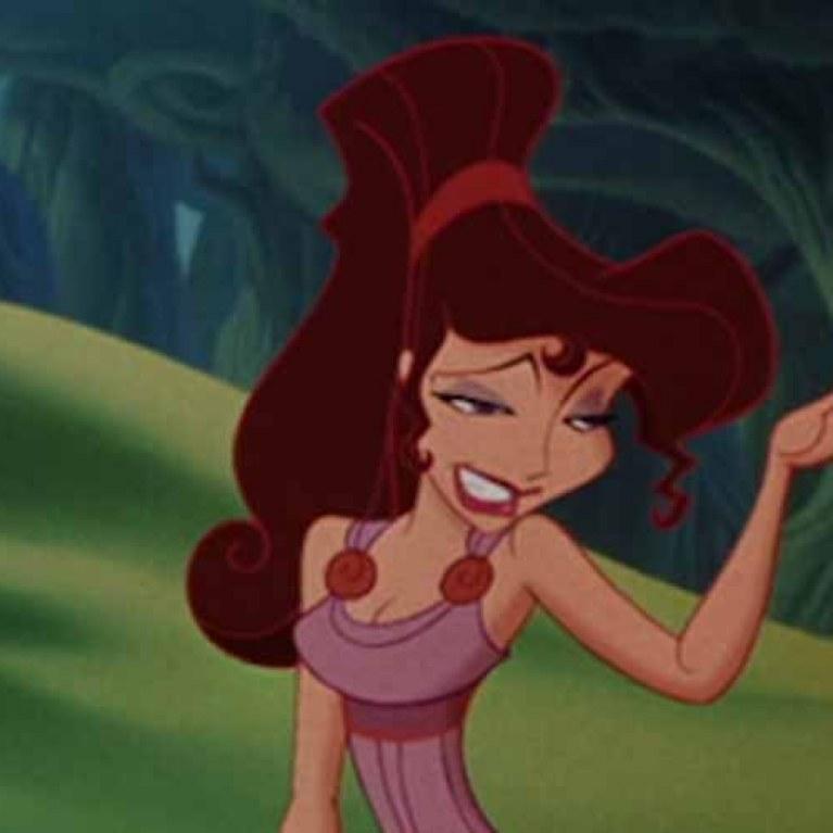 1997 Disney Cartoon, Hercules