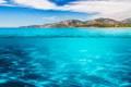 Blue Water Mediterranean Sea