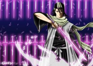 *Byakuya Returns : Bleach*